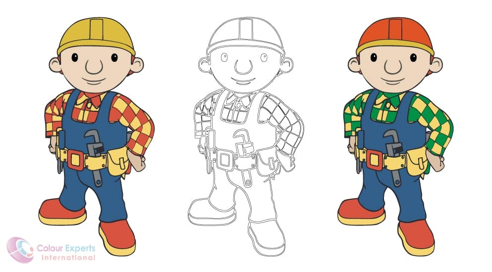 Raster to Vector Image Conversion