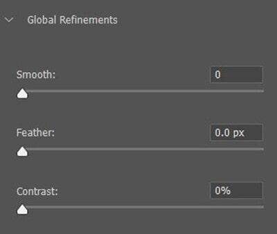 Global Refinements